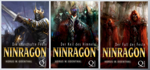 Covers of Ninragon