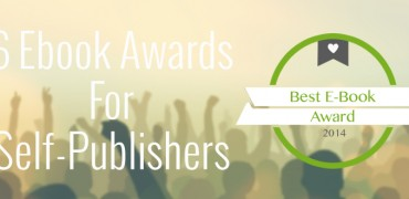 6 Ebook Awards For Self-Publishers