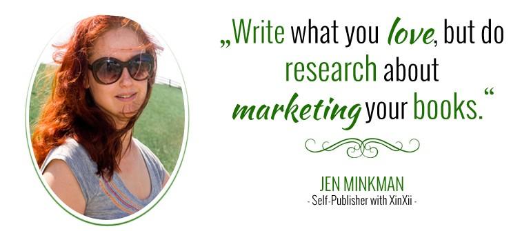 10 Questions to … Jen Minkman